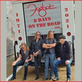FOGHAT-8 DAYS ON THE ROAD -DIGI- - Foghat