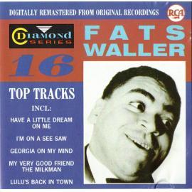 16 Top Tracks - Fats Waller
