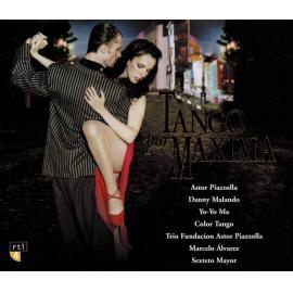 Tango Por Maxima - Various