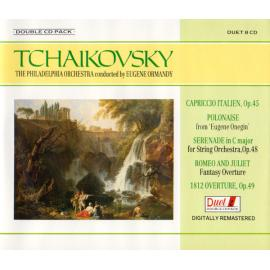 Tchaikovsky - The Philadelphia Orchestra