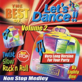 Let's Dance Volume 2 - Non Stop Dance Party By Eighty One - Eighty One