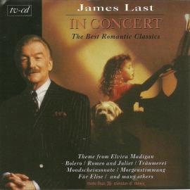 In Concert The Best Romantic Classics - James Last