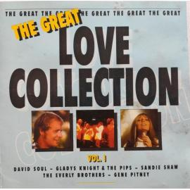The Great Love Collection Vol.1 - Various