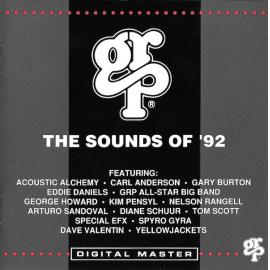 The Sounds Of '92 - Various