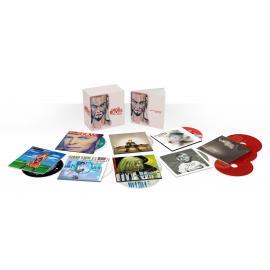 Brilliant Adventure (1992 – 2001)  BOX -11 CDS- - DAVID BOWIE
