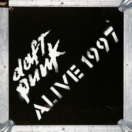 ALIVE 1997-CD-DAFT PUNK - Daft Punk