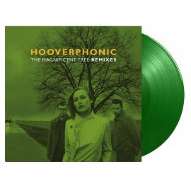 """Magnificent Tree Remixes (12"""" Coloured) - Hooverphonic"""