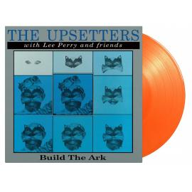 UPSETTERS & LEE PERRY-BUILD THE ARK -COLOURED- - The Upsetters