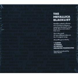 The Metallica Blacklist - Various