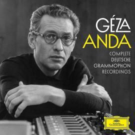 Compl. Recordings On Dg (17 Cd) - ANDA GEZA