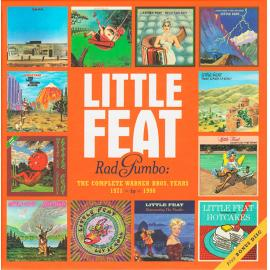 Rad Gumbo: The Complete Warner Bros. Years 1971-1990 - Little Feat