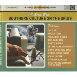 At Home With Southern Culture On The Skids - Southern Culture On The Skids