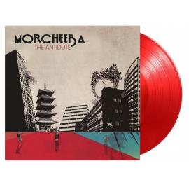The Antidote (180g) (Limited Numbered Edition) (Translucent Red Vinyl) - Morcheeba