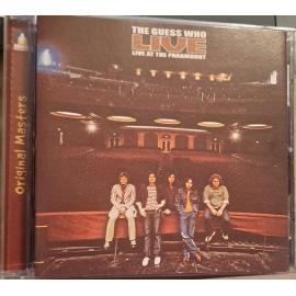 Live At The Paramount - The Guess Who
