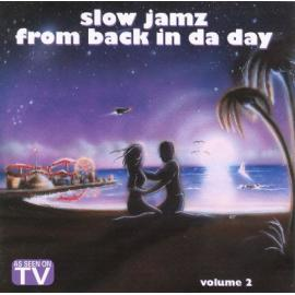 Slow Jams From Back In Da Day, Volume 2 - Various