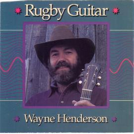 Rugby Guitar - Wayne Henderson
