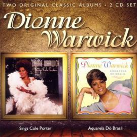 Dionne Warwick Sings Cole Porter / Aquarela Do Brasil - Dionne Warwick