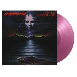 Never Neverland (1LP Coloured) - Annihilator