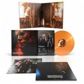 Halloween Kills: Original Motion Picture Soundtrack (Orange Lp) - JOHN CARPENTER
