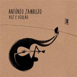 VOZ E VIOLÃO             -LP- - António Zambujo