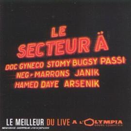 Le Secteur Ä Live A L'Olympia - Secteur Ä