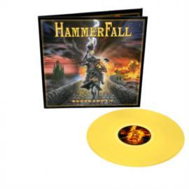 RENEGADE 2.0 -YELLOW vinyl- - HammerFall