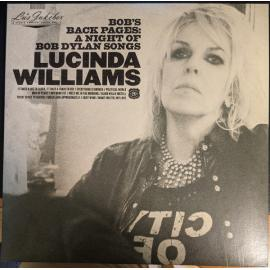 Bob's Back Pages: A Night Of Bob Dylan Songs - Lucinda Williams