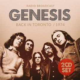 Back In Toronto 1974 - Genesis