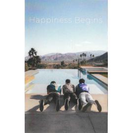 Jonas Brothers - Happiness Begins (Cassette) -