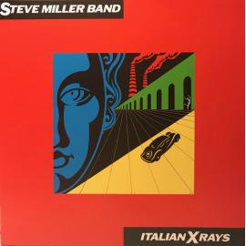 Italian X-Rays - Opaque Mustard Vinyl-STEVE MILLER BAND -