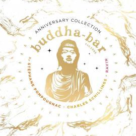 BUDDHA BAR 25 YEARS - ANNIVERSARY COLLECTION-BUDDHA-BAR - VARIOUS ARTISTS