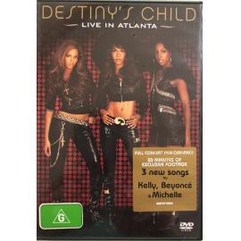 Live In Atlanta - Destiny's Child