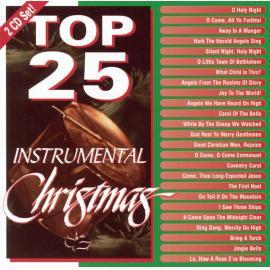 Top 25 Instrumental Christmas - Various