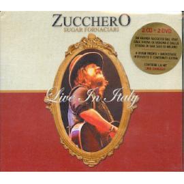 Live In Italy - Zucchero
