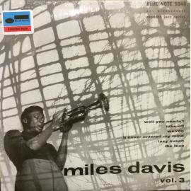 Vol. 3 - Miles Davis