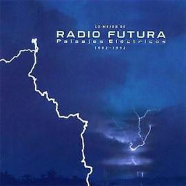 PAISAJES ELÉCTRICOS. VINILO COLOR- - Radio Futura