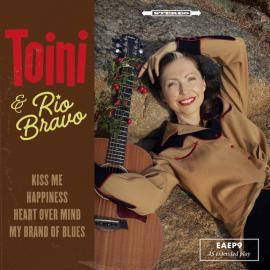 """TOINI & RIO BRAVO-KISS ME -7""""- -"""