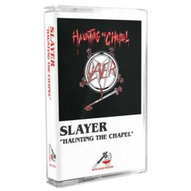 HAUNTING THE CHAPEL -TAPE- - Slayer