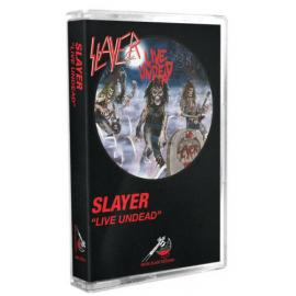 LIVE UNDEAD -TAPE- - Slayer