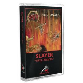 HELL AWAITS -TAPE- - Slayer