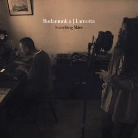 LP-J.LAMOTTA & BUDAMUNK-SEARCHING SKIES (LP+MP3) -