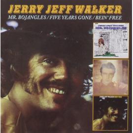 Mr. Bojangles / Five Years Gone / Bein' Free  - Jerry Jeff Walker