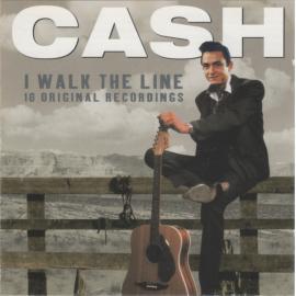 I Walk The Line (16 Original Recordings) - Johnny Cash