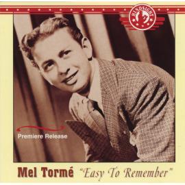 Easy To Remember - Mel Tormé