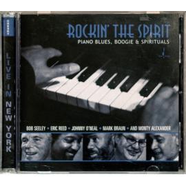 Rockin' The Spirit (Piano Blues, Boogie & Spirituals) - Various Production