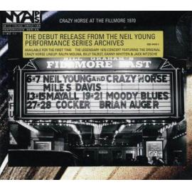 Live At The Fillmore East - Neil Young & Crazy Horse