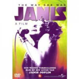 Janis A Film : The Way She Was - Janis Joplin