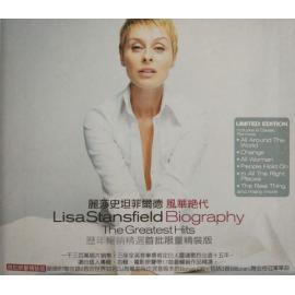 Biography (The Greatest Hits) = 風華絕代 歷年暢銷精選 - Lisa Stansfield