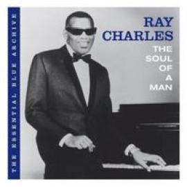 SOUL OF A MAN - Ray Charles