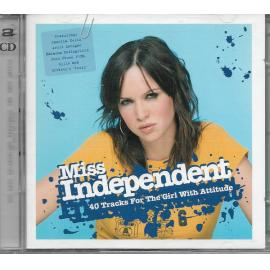 Miss Independent: 40 Tracks For The Girl With Attitude - Various Production